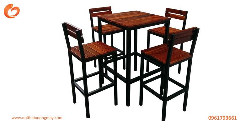 bàn ghế quán beer club